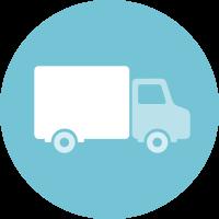 Logistics recruitment agency icon