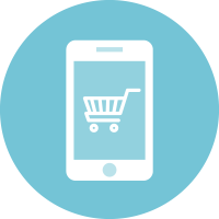 ecommerce recruitment agency icon